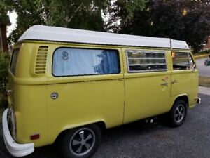 1974 Westfalia Campmobile