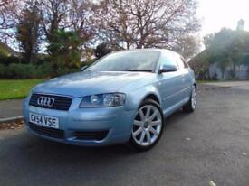 STUNNING 2004 AUDI A3 1.6 PETROL SPECIAL EDITION SUPERB EXAMPLE SERVICE HISTORY