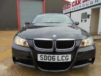 2006 06 BMW 3 SERIES 2.0 318I M SPORT 4D 128 BHP