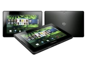 BlackBerry PlayBook 16GB 32gb 64gb Wi-Fi 7in Black