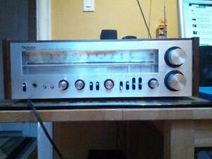 Technics (by Panasonic) SA-400 Vintage Receiver 45 Watts/ch