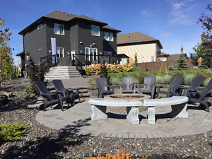 Modern Lakeview home on huge lot in Sherwood Park near schools