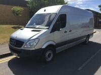 2013 Mercedes-Benz Sprinter 2.1 CDI 313 High Roof Panel Van 4dr LWB Manual Panel