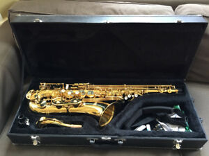 Tenor Saxophone, Excellent Condition