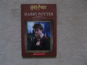Harry Potter Hardcover Book
