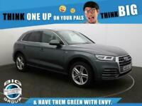 2017 Audi Q5 TDI QUATTRO S LINE Auto Estate Diesel Automatic