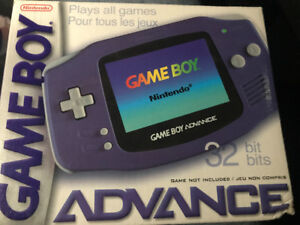 Looking for original game boy advance system