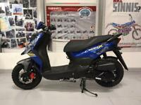 SYM CROX 125cc LEARNER LEGAL SCOOTER / MOPED - BRAND NEW