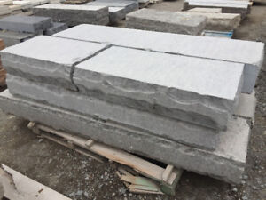 CLEARANCE - Natural Stone Steps