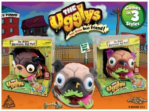 The Ugglys Gross Electronic rude Sounds Pup-Pet Dog Puppy! Burping farting