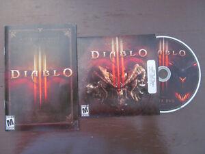 Diablo pc game.......no key