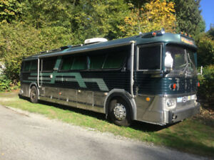 1969 MCI Challenger MC-5A Fully Converted Coach - Good Condition