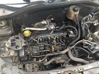 Breaking clio DCI - 2005 diesel