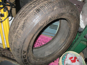 1 x Michelin MXV4 Energy Plus Tire / Pneu 195/65/15 91H 8/32