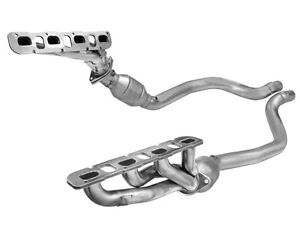 aFe Headers & Connection Pipes - 2011-2014 Challenger SRT-8