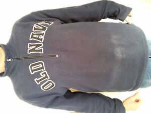 Men's Old Navy performance fleece pullover sweater large London Ontario image 1