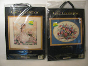Tender Loving Care Dimensions Gold Collection Cross Stitch 3857