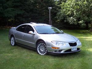 2003 Chrysler 300-Series M Special Sedan