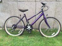 Ladies/women's/girls mountain bike