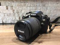 Nikon AF-S 18-135mm F3.5-5.6G ED DX Autofocus Zoom Lens