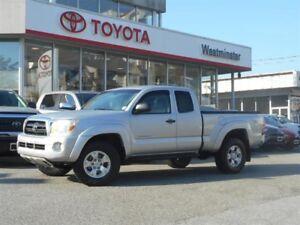 2005 Toyota Tacoma V6 SR5 4x4 Standard Transmission