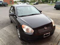 Hyundai Accent 2006 Automatic for $3,700cash. 139000 kms.
