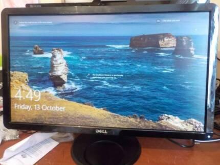 Dell 24 inch 1080p HD widescreen monitor HDMI
