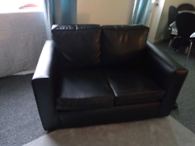 REDUCED £170 SEATER SETTEE AND 2 RECLINER CHAIRS
