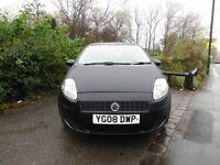 Fiat Punto 1.2 ACTIVE (black) 2008