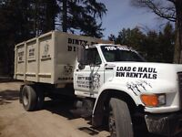 JUNK AND YARD WASTE REMOVAL DUMPSTER BIN RENTAL