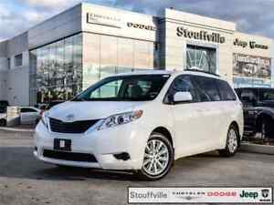 2013 Toyota Sienna LE 7 Passenger, AWD, Only 130,900 KMS