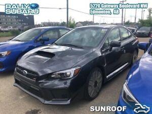2018 Subaru WRX STI Sport-tech w/Wing Spoiler