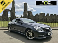 2012 MERCEDES-BENZ E CLASS 2.1 E220 CDI SPORT BLUEEFFICIENCY AUTO 170BHP *FSH*