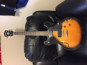 Excellent sounding Washburn electric guitar!