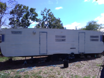 30 ft caravan Mount Morgan Rockhampton Surrounds Preview