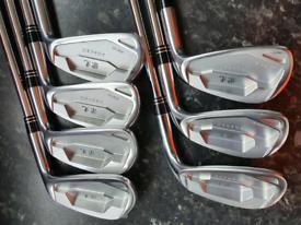 Orka golf irons