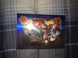 1993 Emmitt Smith Wild Card & Quadry Ismail Red Hot Rookie
