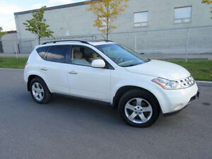 2004 Nissan  Murano,  AWD, Automatic, 3 Years Warranty available