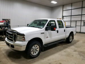 2005 Ford F-250 Cummins Fummins