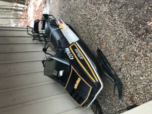 1980 skidoo citation 4500
