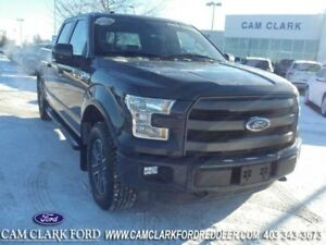 2016 Ford F-150 Lariat  Sport Package | Clean Carfax Report