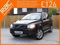 2006 Volvo XC90 2.4 D5 Turbo Diesel 185 BHP SE LUX Geartronic 6 Speed Auto AWD 4