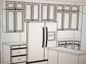 KITCHEN AND BATHROOM CABINET