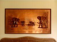 Elephant Art Collectible