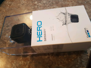 Brand New! Go Pro Hero Session Waterproof Digital Action Camera