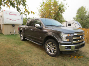 2016 Ford F-150 SuperCrew Lariat