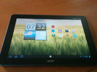 """Acer A200 10.1"""" tablet - $60.00 (purchase pending)"""