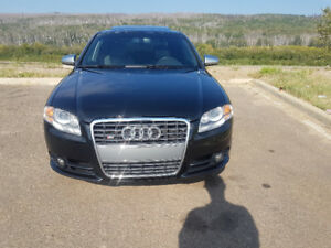 2006 Audi s4 96000kms. Timing chains done