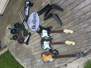Beatles Rock band system for sale
