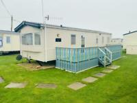 3 Bedroom Family Caravan with Decking For Sale on the South Coast